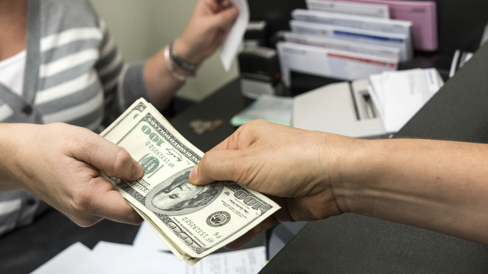 Why People Who Are Bankrupt Can't Get Quick Loans Online